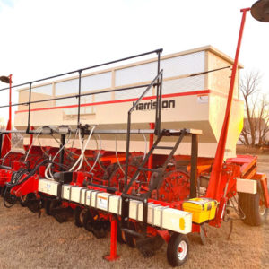Harriston Six Row Pick Planter